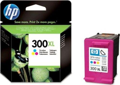 HP No. 300XL, Cartouche d'encre coloré, CC644EE