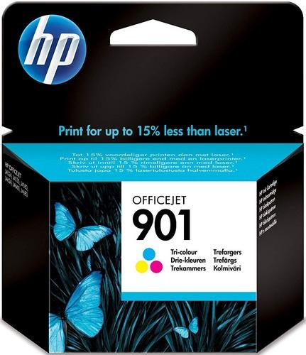 HP No. 901, Cartouche d'encre coloré, CC656AE
