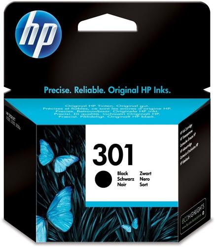 HP Nr. 301, Cartouche d'encre noir, CH561EE