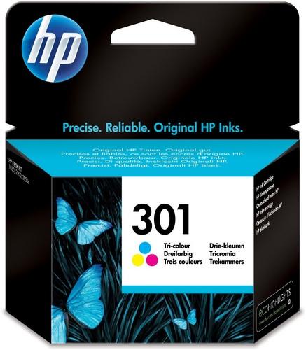 HP Nr. 301, TPA farbig, CH562EE