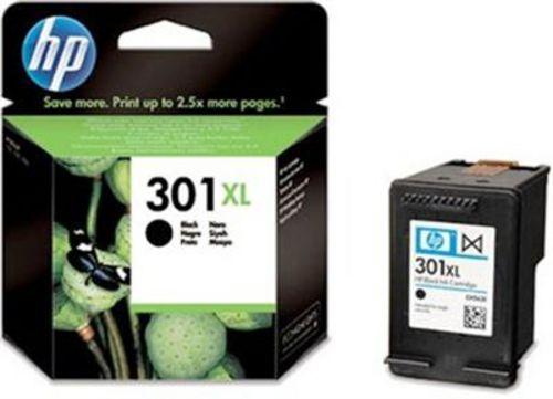 HP Nr. 301XL, TPA schwarz, CH563EE, 480s