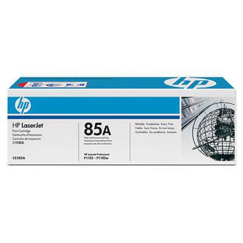 HP 85A, Toner noir, 1'600 pages