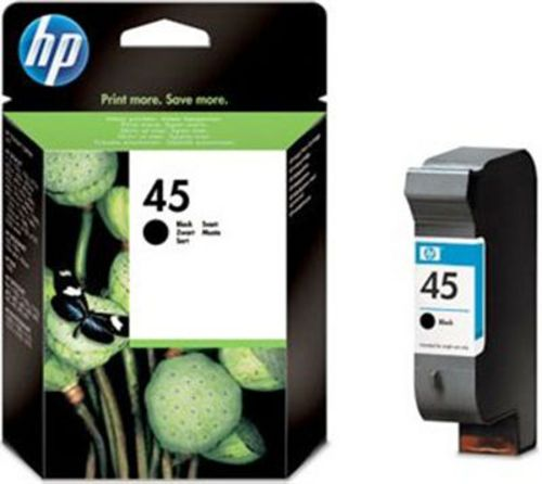 HP Nr. 45, TPA schwarz, 51645AE