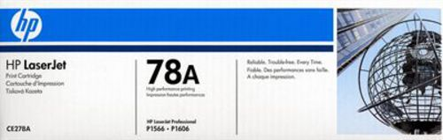 HP CE278A, Toner schwarz, 2'000s