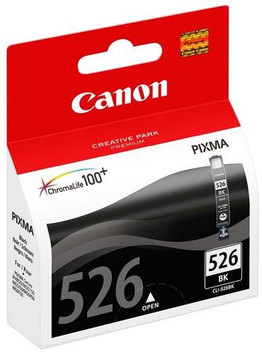 Canon CLI-526BK, Cartouche d'encre noir, 9 ml