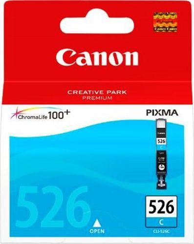 Canon CLI-526C, Cartouche d'encre cyan, 9 ml
