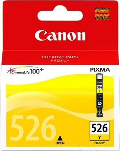 Canon CLI-526Y, TPA yellow, 9ml