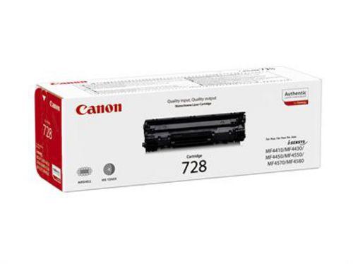 Canon 728, Toner schwarz