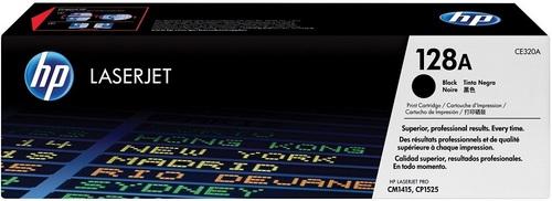 HP 128A, Toner nero, 2'000 pagine