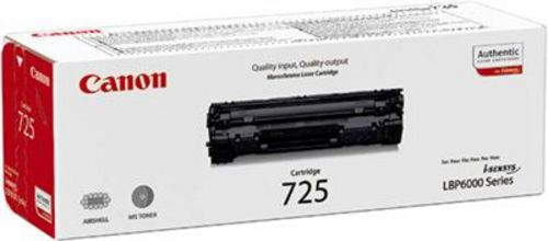 Canon 725, Toner schwarz, 1'600s