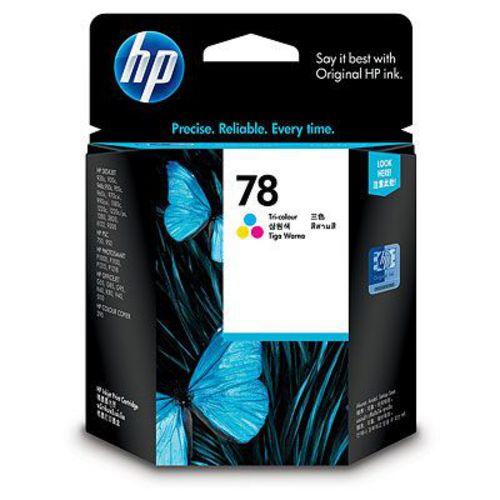 HP Nr. 78, TPA tricolor, C6578D