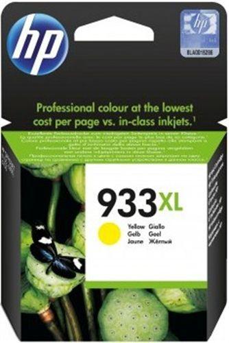 HP Nr. 933XL giallo, Cartuccia d'inchiostro giallo, 825 pagine