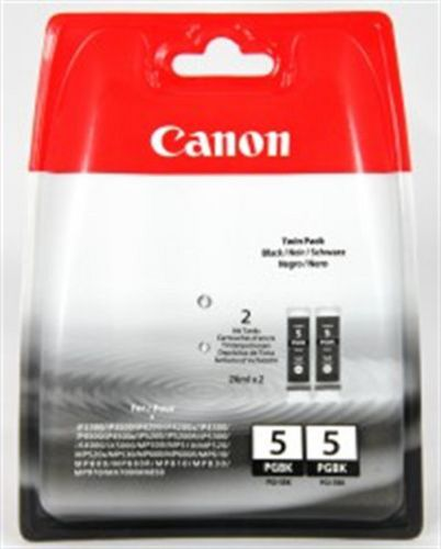 Canon PGI-5BK Twinpack, TPA schwarz, 2x 26ml