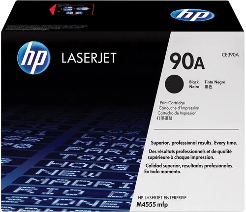 HP CE390A, Toner nero 10'000 pagine