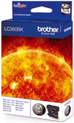 Brother LC980BK, Cartuccia d'inchiostro nero, 300 pagine