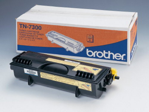 Brother TN-7300, Toner schwarz 3'300s