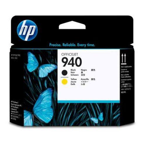 HP Nr. 940 Druckkopf black-yellow