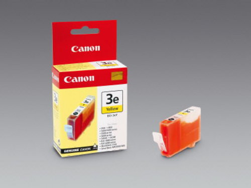 Canon BCI 3EY, Nachfüll TPA yellow