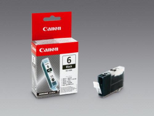 Canon BCI 6BK, Cartouche d'encre noir