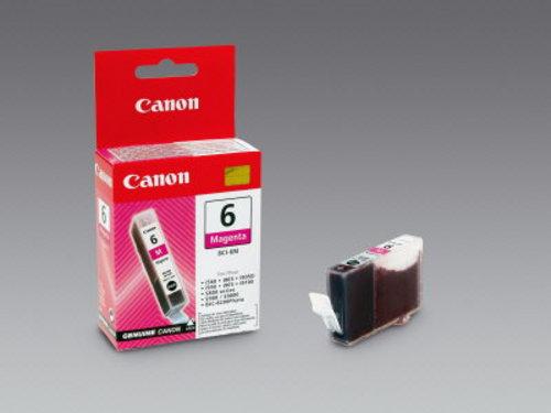 Canon BCI 6M, Cartuccia d'inchiostro magenta