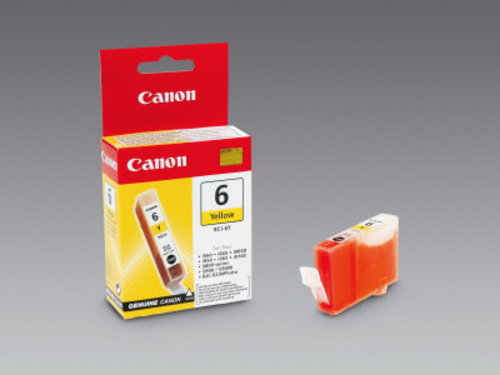Canon BCI 6Y, TPA yellow
