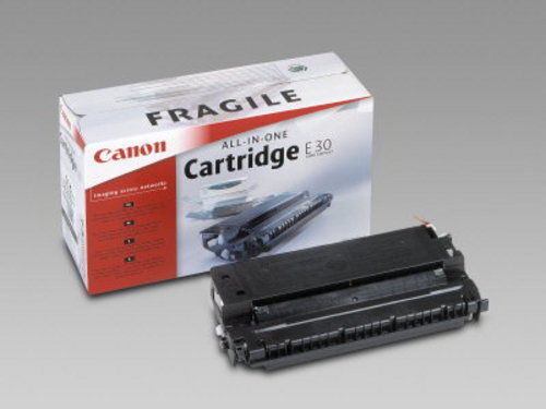 Canon FCE30, Toner nero 3'000 pagine