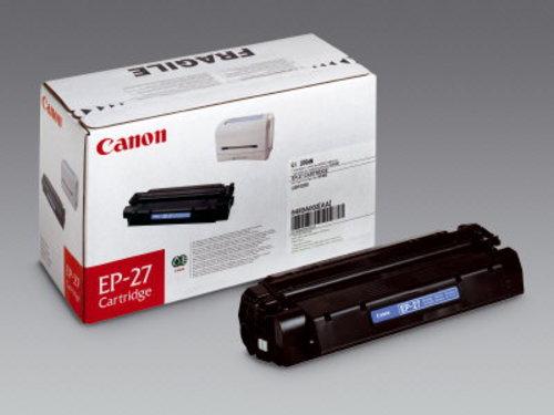 Canon EP-27, Toner nero 2'500 pagine