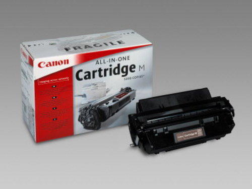 Canon M, Toner schwarz 5'000s