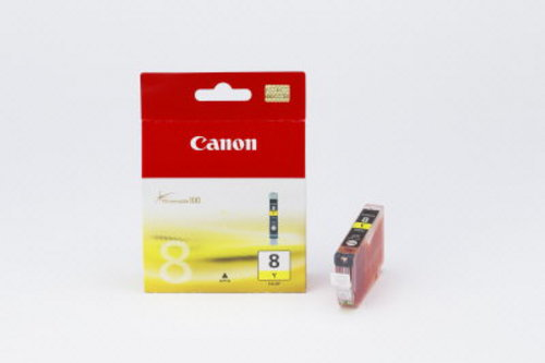 Canon CLI-8Y, TPA yellow