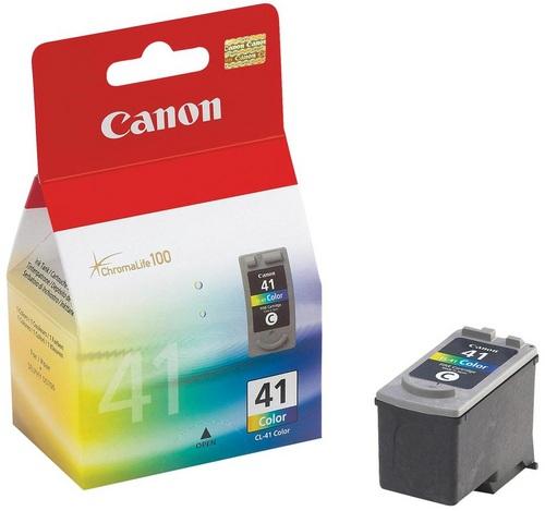 Canon CL-41, Cartouche d'encre coloré dye