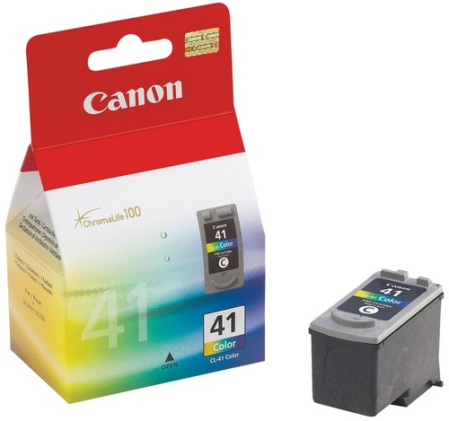 Canon CL-41, TPA farbig dye