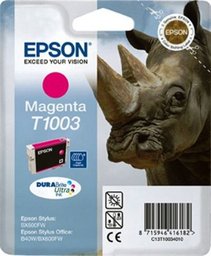 Epson T100340, TPA magenta, 11.1ml