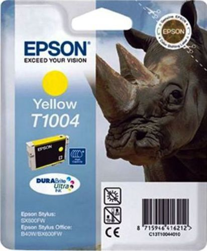 Epson T10044010, TPA yellow, 11.1ml