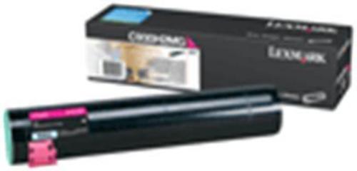 Lexmark C935, Toner magenta, 24'000 pagine
