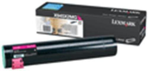 Lexmark X945 High Yield, Toner magenta, 22'000 pagine