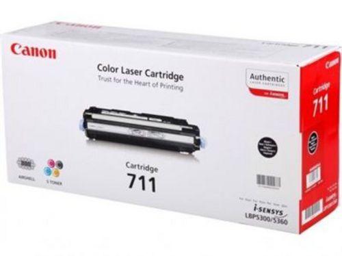 Canon 711, Toner schwarz, 6'000s