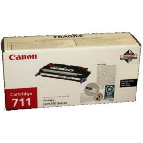 Canon 711, Toner cyan, 6'000s