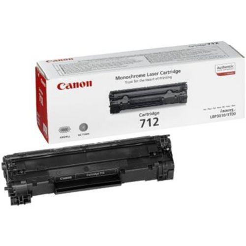 Canon 712, Toner schwarz, 1'500s