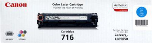 Canon 716, Toner cyan, 1'500s