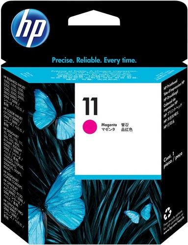 HP Nr. 11, TPA magenta Druckkopf, C4812A