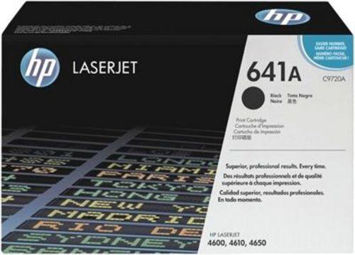 HP C9720A, Toner nero 9'000 pagine