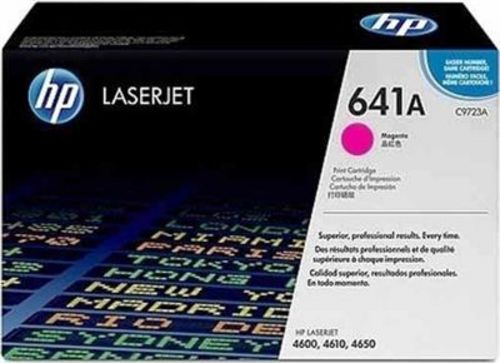 HP C9723A, Toner magenta 8'000 pages