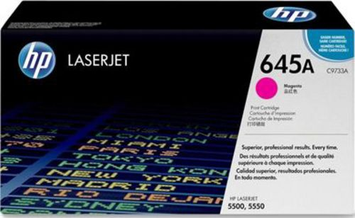 HP C9733A, Toner magenta 12'000 pages
