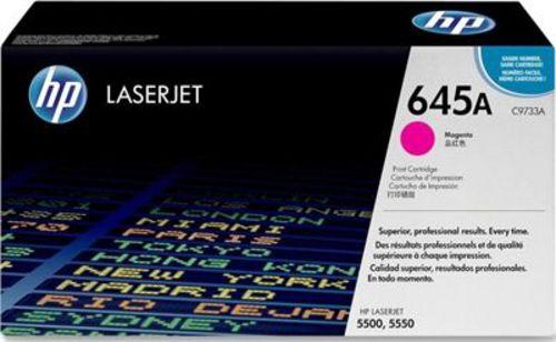 HP C9733A, Toner magenta, 12'000s