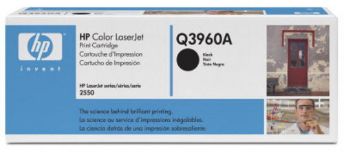 HP Q3960A, Toner noir 5'000 pages