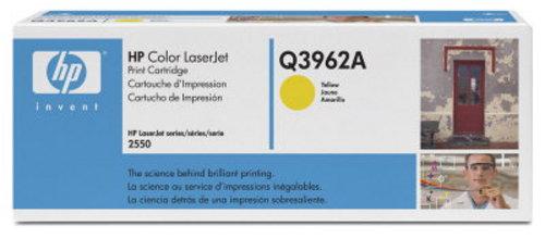 HP Q3962A, Toner jaune 4'000 pages