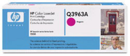 HP Q3963A, Toner magenta 4'000 pagine