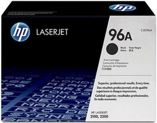 HP C4096A, EP 32, Toner noir 5'000 pages