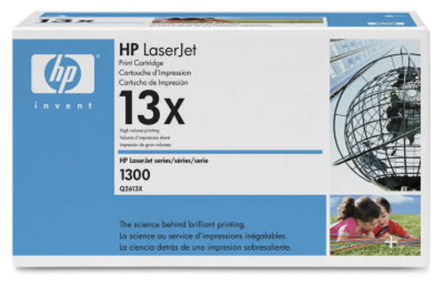 HP Q2613X, Toner noir 4'000 pages