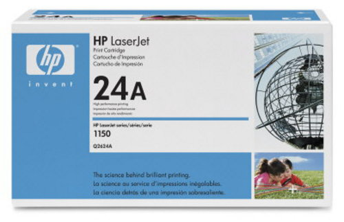 HP Q2624A, Toner noir 2'500 pages